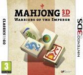 Mahjong: Warriors of the Emperor /3DS