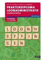 Praktijkdiploma Loonadministratie 17/18 Loonheffingen Opgavenboek