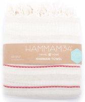 Hammam34 - hamamdoek - Beyond the Dunes - 90x180cm