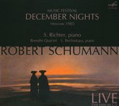 December Nights, 1985. Richter Play