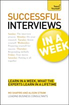 Teach Yourself Successful Interviews in a Week