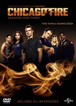 Chicago Fire S1-3 Box (D/F)
