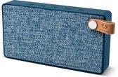 Fresh 'n Rebel Rockbox Slice Fabriq - Draadloze Bluetooth Speaker - Blauw