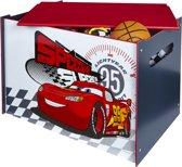 Cars - Speelgoedkist - Rood