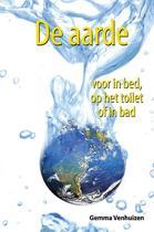 De aarde voor in bed, op het toilet of in bad