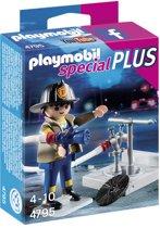 Playmobil Brandweerman met brandkraan - 4795