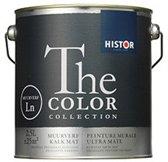 The Color Collection Muurverf Kalkmat - 2,5 Liter