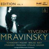 Yevgeni Mravinsky Edition Ii