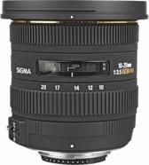 Sigma 10-20 mm - f/3.5 EX DC HSM - ultragroothoek zoomlens - Geschikt voor Nikon