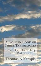 A Golden Book of Three Tabernacles