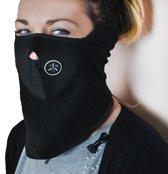 Ski masker Neopreen - Motormasker - Storm Mask - Zwart