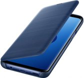 Samsung LED view cover - blauw - voor Samsung Galaxy S9
