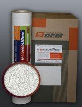 Schuimvinyl structuur behang Schuimvinyl structuur behang EDEM 206-40 15 meter relief behang wit | 9 rollen 71 m2