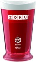 Zoku Slush- en Milkshake Maker - 0.25 l - Rood