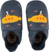 Bobux babyslofjes submarine navy