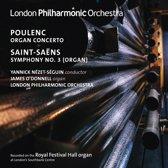 Poulenc: Organ Concerto - Saint-Saëns: Symphony N