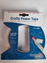 POWER TAPE 25M + AFROLLER 3L