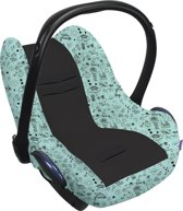 Limited Edition - Dooky Seat Cover 0+ - Autostoel hoes -
