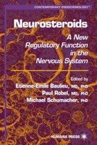 Omslag van 'Neurosteroids'