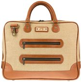 Juuty Lamar Laptop Bag Camel