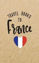 Travel Books to France
