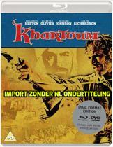 Khartoum (Eureka Classics) Dual Format edition (import) (blu-ray)
