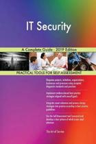 It Security a Complete Guide - 2019 Edition
