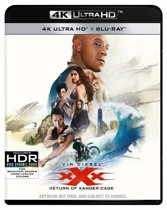 xXx: The Return Of Xander Cage (4K Ultra HD Blu-ray)