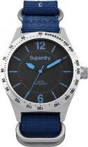 Superdry field SYG112U Mannen Quartz horloge
