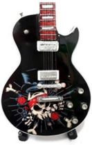 Miniatuur gitaar Slash Guns N' Roses