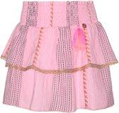 Mim-pi Meisjes Rok - Roze - Maat 128