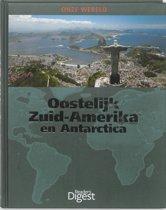 Oostelijk Zuid-Amerika En Antarctica