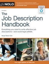 Job Description Handbook, The