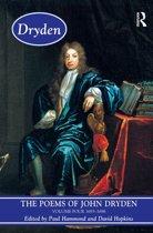 The Poems of John Dryden: Volume Four