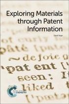 Exploring Materials through Patent Information