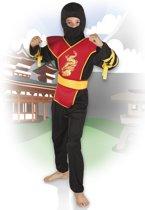 Kinderkostuum Ninja meester - Carnavalskleding