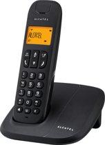 Alcatel Delta 180 - Single DECT telefoon - Antwoordapparaat - Zwart