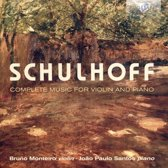 Schulhoff: Complete Music For Violi