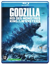 DVD cover van Godzilla: King of Monsters (Blu-ray)
