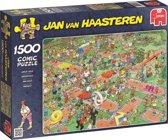 Jan van Haasteren Midget Golf - Puzzel 1500 stukjes