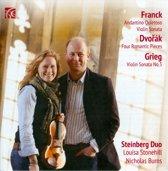 Violin Sonatas, Four Romantic Pieces