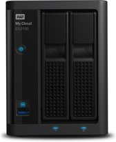 Western Digital My Cloud EX2100 8TB - NAS