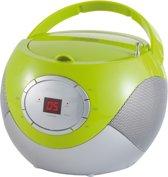 Adler AD 1125 Groene radio cd-speler