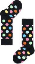 Happy Socks Kids Kniekousen Big Dot, 4-6 jaar, Schoenmaat 27-30