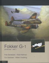 Fokker G-1 'Le Faucheur' Jachtkruiser 2