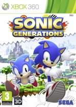 Sonic Generation - Collector's Edition