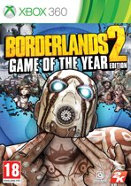 Borderlands 2 - Game Of The Year Edition - Xbox 360 (Compatible met Xbox One)