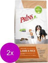 Prins Procare  Lam & Rijst - Hondenvoer - 30 kg