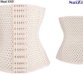 Saizi beige /Waist Trainer - XXXL - Buik Korset Belt - Body Shaper Trimmer Corset Band - Shapewear