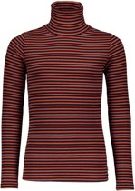 Street Called Madison Meisjes t-shirts & polos Street Called Madison Luna YD rib rollneck SIMPLY COMFI cognac 116